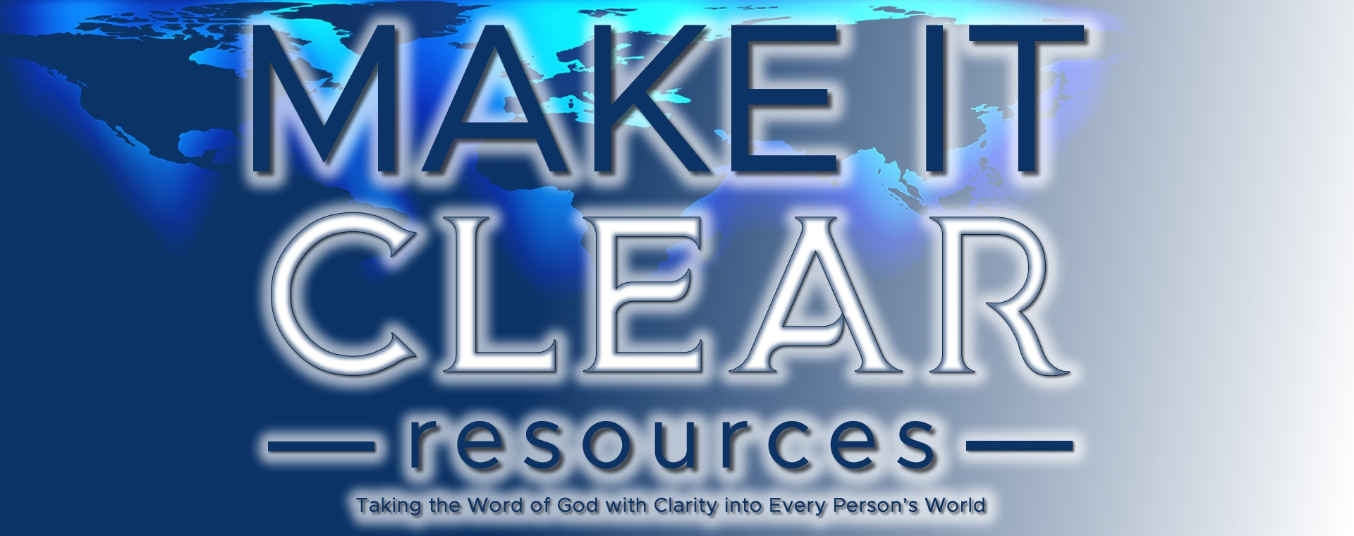 Make It Clear Resources