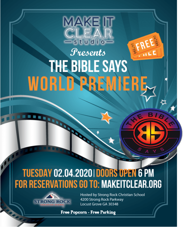 The Bible Says – Premiere Collection